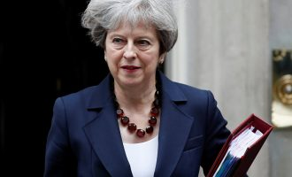 Theresa May to visit Nigeria on Wednesday