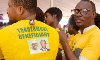 BoI disburses second loan to Tradermoni beneficiaries