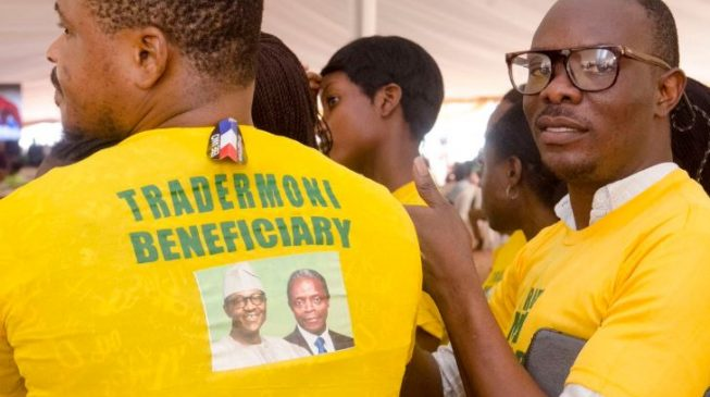 TraderMoni loan scheme not funded with recovered Abacha Loot, says FG