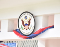 George Floyd: US embassy in Nigeria warns citizens against visiting its office