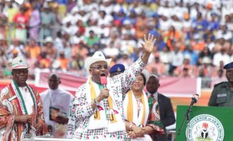 Udom: No first-time governor has performed like me