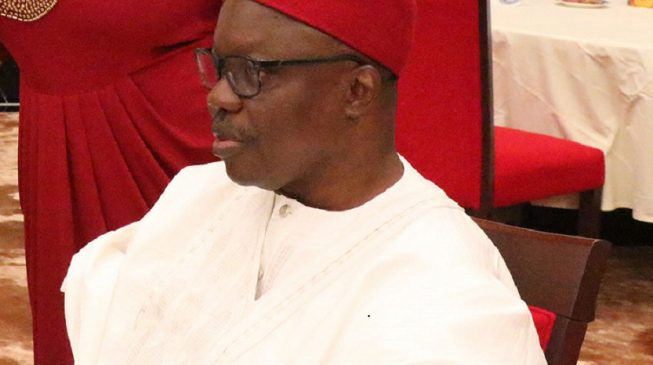 Uduaghan defects to APC, says he's 'John the Baptist to Deltans'