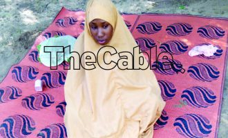 Report: Leah Sharibu's mother sues FG, demands N500m damages