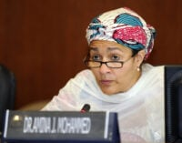 Amina Mohammed: Okonjo-Iweala helped get Nigeria out of debt, but we are back there