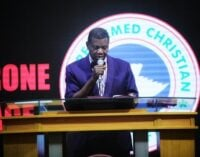 Coronavirus: RCCG asks parishes in Lagos, Ogun to allow only 50 persons in one service