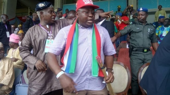 Group asks Adelabu to 'purge himself of arrogance' and accept Makinde's victory