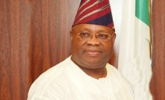 Court halts Adeleke's arrest