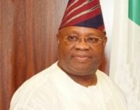 Certificate saga: A'court to deliver judgement on Adeleke's appeal Thursday