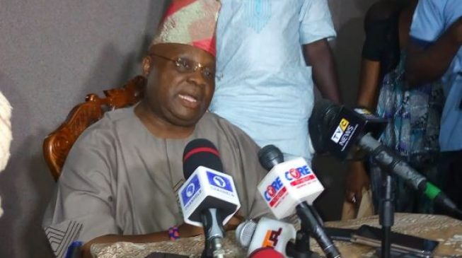 Adeleke arraigned for examination 'malpractice'