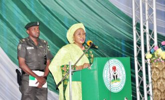 Aisha Buhari: Only APC members should get political appointments