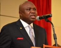 Ex-APC chieftain: Ambode will return at the end of Agbaje's tenure