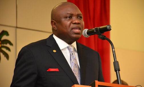 'I don't have personal links to those accounts' — Ambode speaks on seizure of N9.9bn