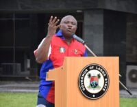 Akinwunmi Ambode: The tragedy of not conquering self