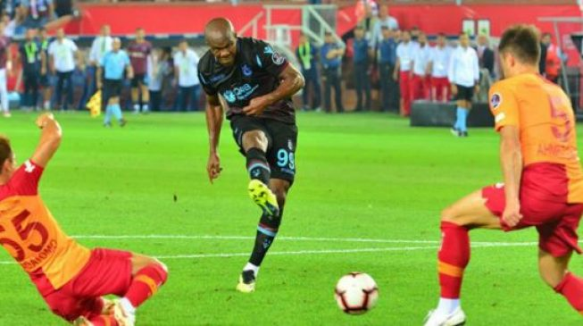 I've announced myself to Turkish league, Nwakaeme says after scoring brace