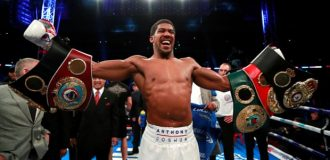COVID-19: Anthony Joshua self-isolates after meeting Prince Charles