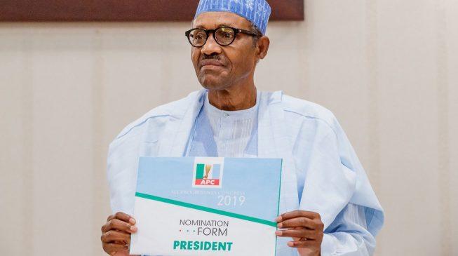 Weakest members have left APC, says Buhari