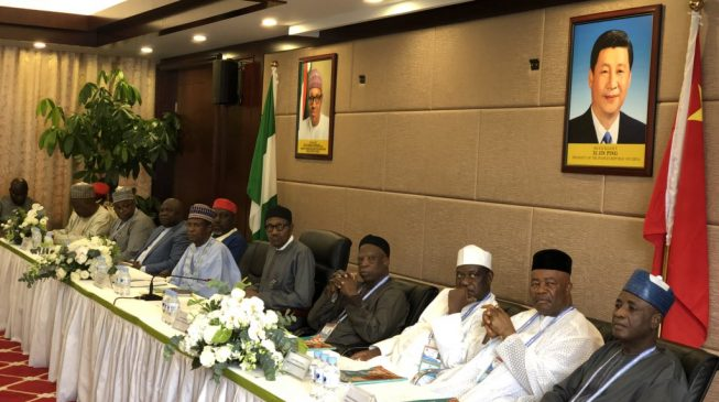 Nigeria signs $328m ICT agreement with China