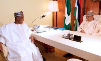 Tambuwal: Buhari desperate to perpetuate self in power