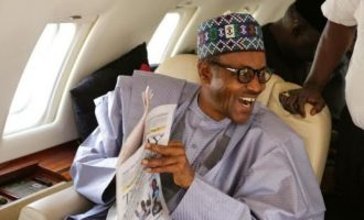 Obasanjo's son declares support for Buhari's second term