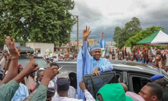 Saraki: APC's nightmare, presidency's mortal fear
