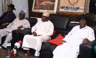 2019: Southern elders grill Atiku, vow to invite Buhari