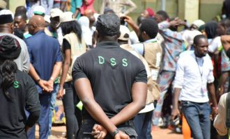 DSS drops invitation to INEC commissioner