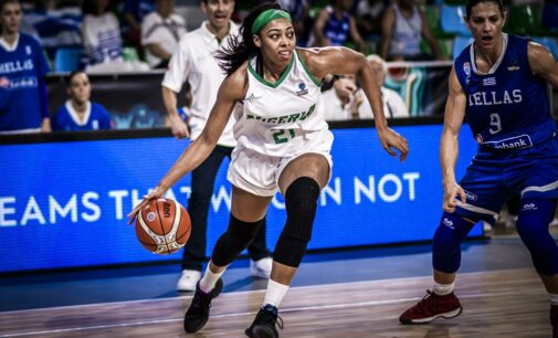 VIDEO: How D'Tigress defeated Greece in historic World Cup game