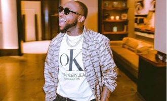 Davido becomes first Nigerian artiste to hit 10m followers on Instagram