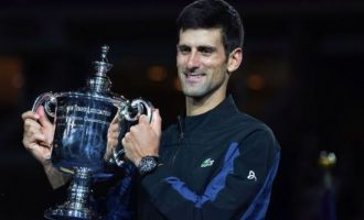 Djokovic wins US Open for 14th Grand Slam title