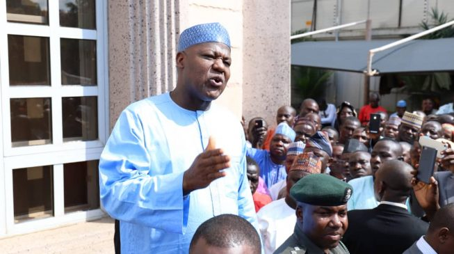 Dogara: N'assembly not against Buhari — we're only exercising our independence