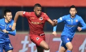 Dominic Uzoukwu targets 20 goals to lift club into Chinese Super League
