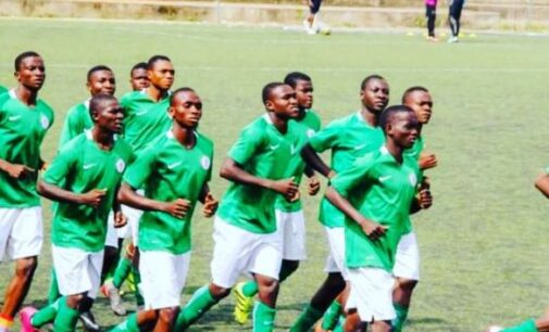 Eaglets to battle Tanzania, Algeria, Uganda for World Cup ticket