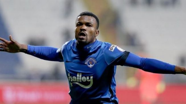 Super Eagles winger, Eduok, hails club's coach for good form