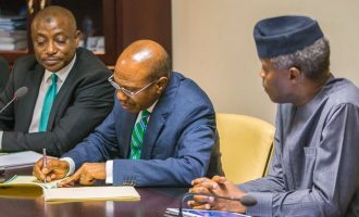 FG sells N12.4bn minting company's shares to CBN