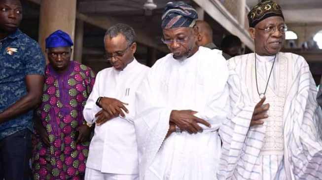 El-Rufai, Lai arrive Osun ahead of governorship poll