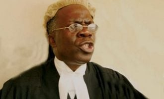 Falana: FG ought to recognise African court on human rights