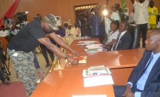 Ekiti assembly approves Fayose's N10bn supplementary budget