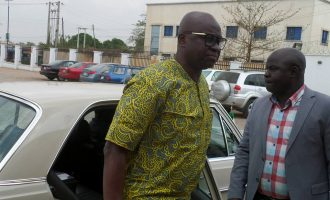 Fayose on 'watch list': I'm not afraid to face tomorrow… nobody is God