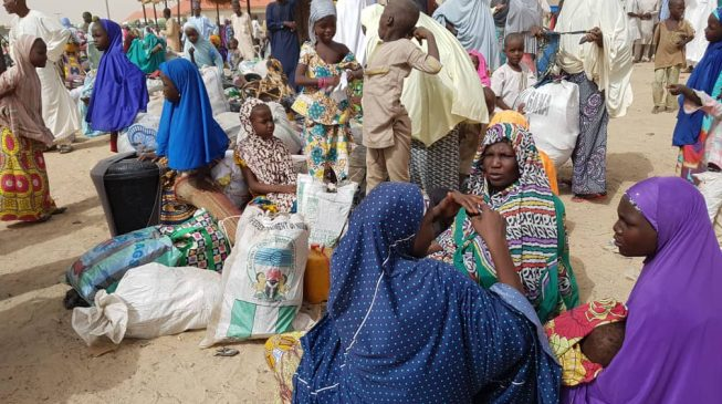 UN: 80,000 displaced from north-east Nigeria since Nov 2018