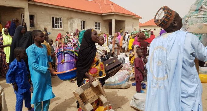 It's time to resettle IDPs in permanent homes, says Zulum