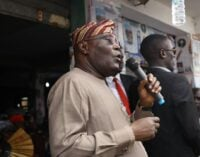 Atiku meets with Osun PDP delegates ahead of presidential primary