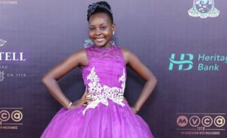 INTERVIEW: Getting nominated for best actress at 11 is a big deal, says Mariam Kayode