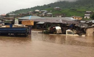 NEMA declares flooding as national disaster in four states