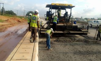 Buhari: I'm sure all ongoing road, power, rail projects will be completed this year