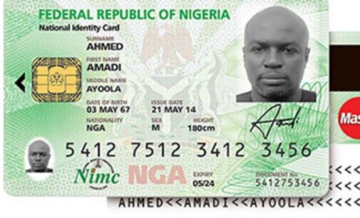 FG: Mandatory use of national ID number begins in January 2019
