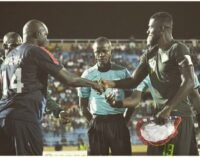I feel blessed, says Ogu after leading Eagles to win over Weah-captained Liberia