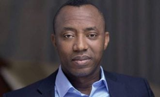 'Please release my son'  — Sowore's mother begs Buhari (video)
