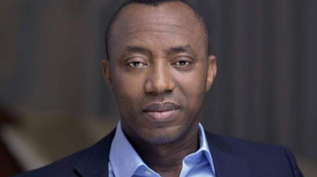 DSS seeks court order to detain Sowore for 90 days