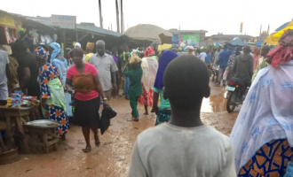 Bumper harvest for Osun traders as residents rush to market ahead election