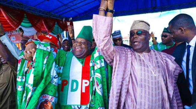 Don't allow APC steal your votes, Atiku tells Osun residents